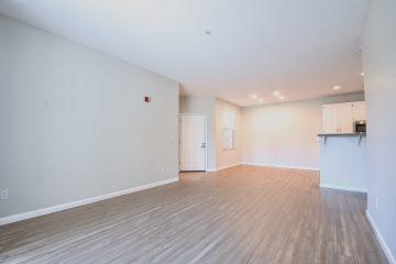 Forge Homestead Apartment Unit Living Room