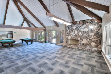 Apricot Pit Apartments Recreation Room