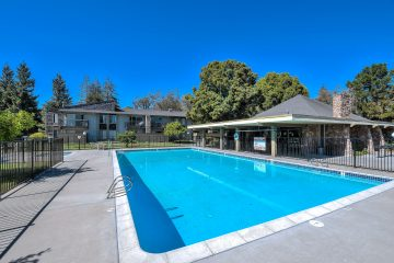 Apricot Pit Apartments Outdoor Pool