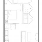Apartment Breann Floor Plan