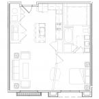 Apartment Taylor Floor Plan