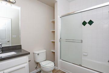 1x1 Bathroom