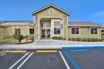 Cross Creek Apartments Leasing Office