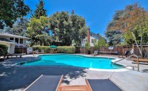 Los Altos Gardens I Community Pool