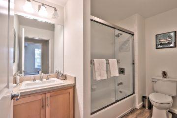 Fruitdale Station Apartment Master Bathroom