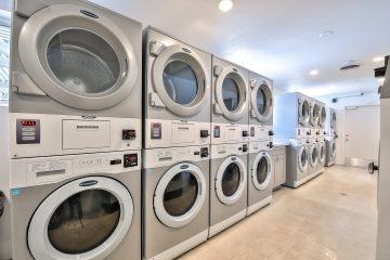 Cross Creek Apartments Community Laundry Facility