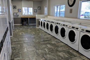 Sun Chase Apartments Community Laundry Room