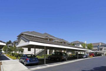 Gemello Village Carport Parking Spaces