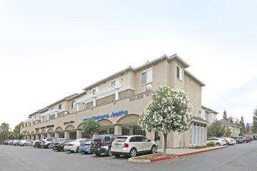 Gemello Village Apartment Building & Retail Stores