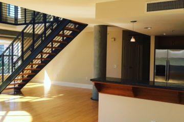 Bluxome Place Apartment Interior