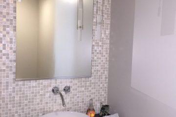 Los Altos Gardens II Apartment Bathroom Sink