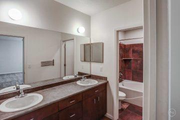 Axis at 739 Apartments Master Bathroom