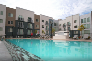 Midtown 360 Pool Area