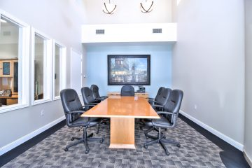 Catalina Luxury Apartments Business Center Meeting Room