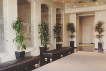 Bluxome Place Lobby
