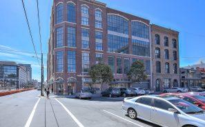 Bluxome Place Building San Francisco California