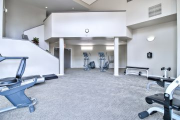 Flora Vista Apartments Fitness Center