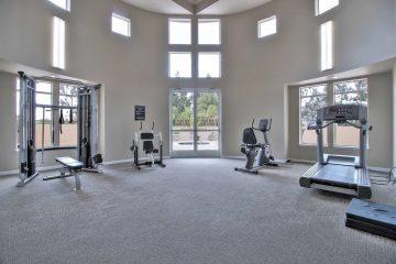 Flora Vista Apartments Fitness Center Gym Equipment