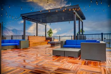 Midtown 360 Community Rooftop Lounge