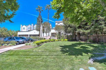 Stevens Creek Villas Lawn