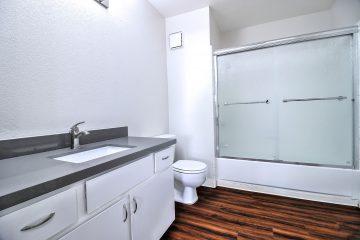 The Podium Apartment Unit Bathroom