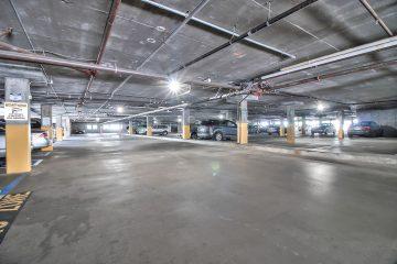 The Podium Apartments Parking Garage
