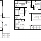Apartment The Everest Floor Plan