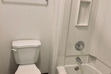 Seven65 Lofts Unit Bathroom