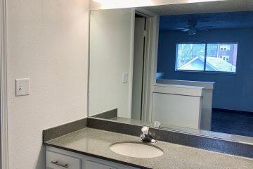 Seven65 Lofts Master Bathroom Sink