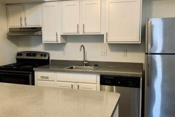 Seven65 Lofts Unit Kitchen