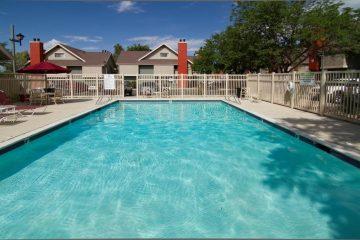 Seven65 Lofts Outdoor Pool