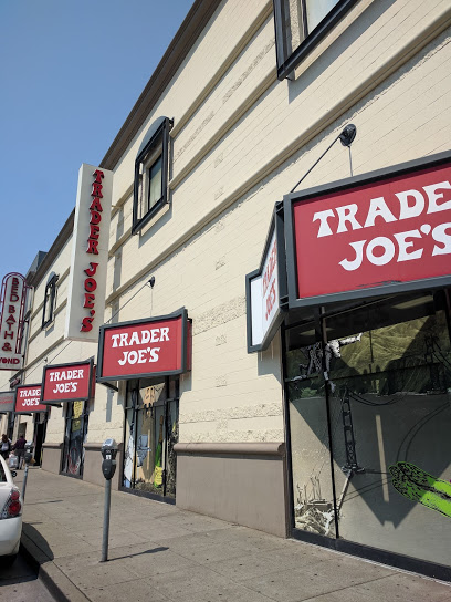 San Francisco City Guide | Shopping and Nearby Conveniences | Trader Joe's
