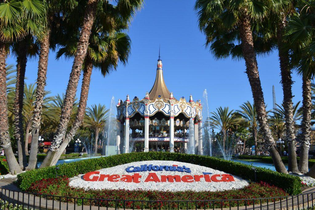 Santa Clara City Guide | California Great America Image | DeAanza