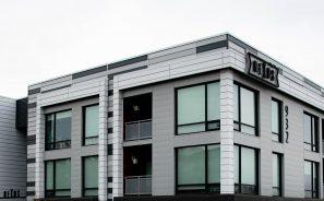 Nexus on 9th Building Salt Lake City Utah