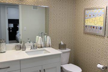 view of bathroom of nexus on 9th apartment interior