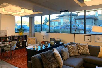 view of nexus on 9th lobby