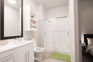 C9 Flats Master Bathroom
