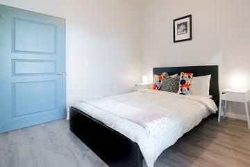 C9 Flats Bedroom