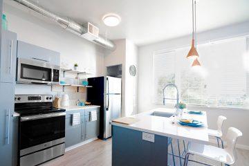 C9 Flats Kitchen