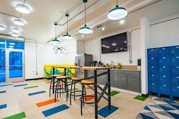 C9 Flats Community Mail Room & Lounge
