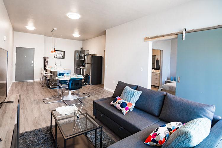 C9 Flats University of Utah Apartment