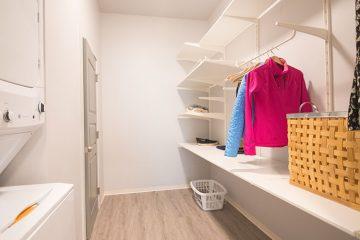 C9 Flats Laundry Room