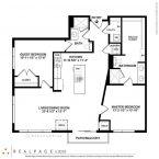 Apartment Compass Floor plan