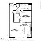 Apartment Mirage Floor plan