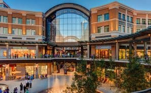 City Creek Center shopping salt lake city