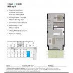 Apartment 102 Floor plan