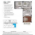 Apartment 201 Floor plan