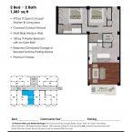 Apartment 204 Floor plan