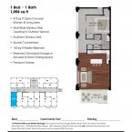 Apartment 206 Floor plan