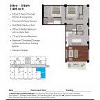 Apartment 301 Floor plan